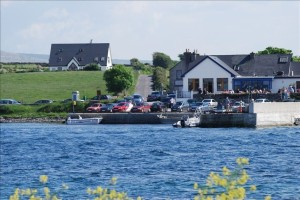 Lisheen House Harbour and Seafood Restaurant