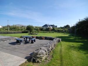 Lisheen House Garden and Patio