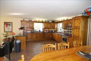 Lisheen House Kitchen