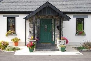 Sycamore House Entrance